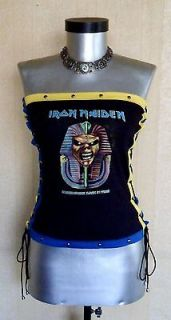 iron maiden t shirts in Womens Clothing