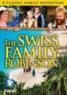 Swiss Family Robinson DVD, 2009, 3 Disc Set