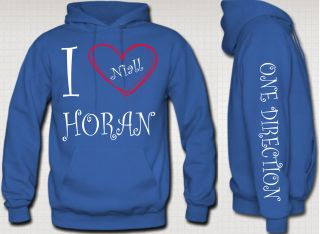 love niall horan HOODIE niall zayn liam louis one directioN 1D harry