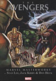 Marvel Masterworks   Avengers Vol. 1 2009, Paperback