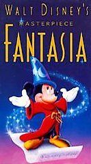disney s fantasia vhs movie mickey mouse time left $