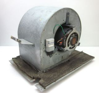 2Hp Squirrel Cage Centrifugal Fan Blower Direct Drive 1 Ph 460V 3 Spd