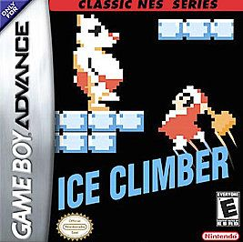 Ice Climber Classic NES Series Nintendo Game Boy Advance, 2004