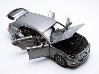 Norev 2012 Mercedes Benz CLS Shooting Brake Almanit Grey Dealer Ed. 1