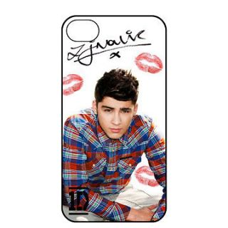 ZAYN MALIK Hard Back Case Cover for iPhone 4 4S 5 ONE DIRECTION