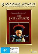 the last emperor academy award winner new dvd r4 from