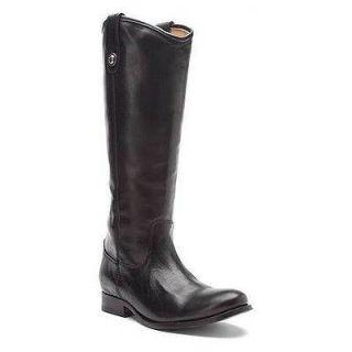 frye melissa button boot black 8 5 b
