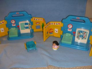 Fisher Price Little People Doctor OfficeDoctor Play