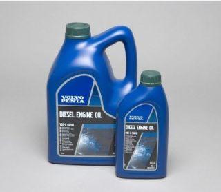 volvo penta diesel engine oil sae 15w 40 1 litre