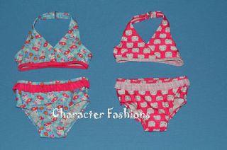 HELLO KITTY SWIMSUIT Size 2T 3T 4T 5T Swim Bathing Suit BIKINI