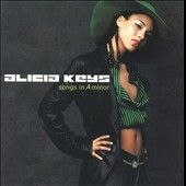 newly listed cd songs in a minor alicia keys time
