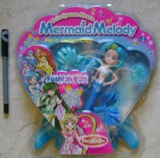 mermaid melody principesse sirene fashion pen hanon from italy time