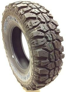 NEW 30X9.50R15 MUD CLAW MT 6 PLY LT TIRE 3095015 30 950R15 30X950X15
