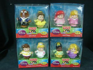 Fisher Price Little People Disney Princess Song Palace Castle Set 8
