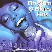 Rhythm and Blues Hits CD, Jul 2003, BCI Music Brentwood Communication