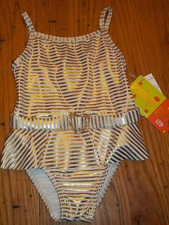 GIRL SZ 18 MONTH BATHING SUIT SWIMWEAR SWIM PENELOPE MACK $22 PAGEANT