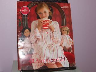 American Girl Dolls November 2008 Catalog Kits Ruthie Toy Hobby Doll