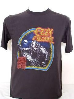 Ozzy Osbourne Vintage Rock Nice Cool Men Soft Good Quality T Shirt, L