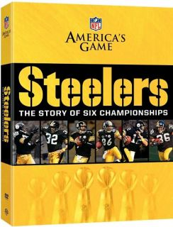 NFL Americas Game   Pittsburgh Steelers The Story of Six Championships