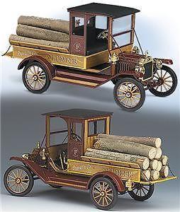 franklin mint 1913 ford model t pickup truck new in