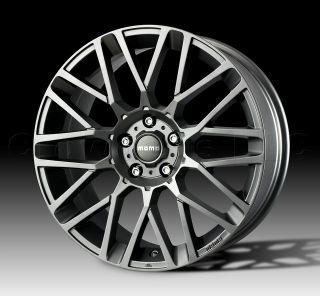 MOMO Car Wheel Rim Revenge Anthracite 17 x 7 inch 5 on 112mm Part