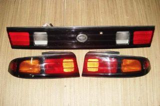 silvia s14 nissan kouki oem tail lights # ichikoh from