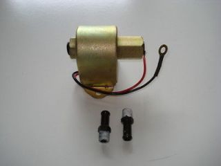 Newly listed ELECTRIC FUEL PUMP UNIVERSAL 12vol 7 10 PSI 40GPH BRAND
