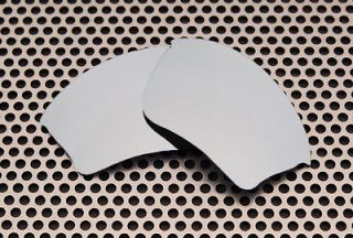 vl polarized silver ice replacement lenses for oakley half jacket xlj
