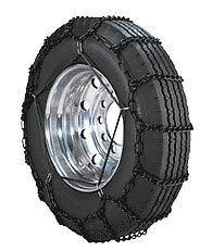 highway service truck singles snow mud tire chains quik grip