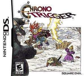 Chrono Trigger DS BRAND NEW Nintendo DS/DSi/DSi XL Very Rare Square