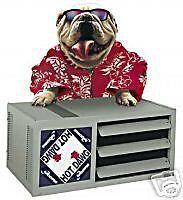 modine hd100 100k hot dawg low profile unit heater time