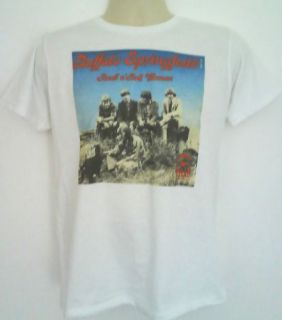 buffalo springfield t shirt crosby stills nash 60s more options size