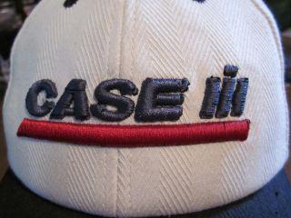 INTERNATIONAL HARVESTER logo baseball hat CASE farming tractor cap