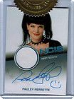 NCIS 2012 AC1 Pauley Perrette as Abby Sciuto Autograph Costume Relic