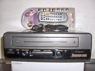 Newly listed Panasonic Video Cassette Player   FOR YOUR CAR