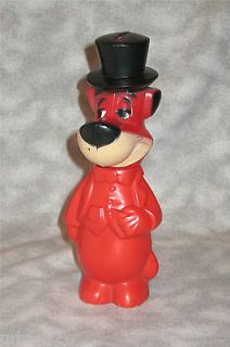 hanna barbera huckleberry hound 1960s bank returns not accepted