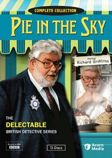 Pie in the Sky Complete Collection DVD, 2011, 13 Disc Set