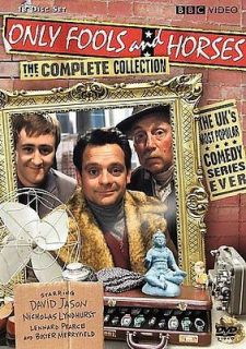 ONLY FOOLS AND HORSES THE COMPLETE COLLECTION   NEW DVD BOXSET