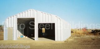 Duro Steel 25x30x12 Metal Building Kits DiRECT DIY Garage Hot Rod