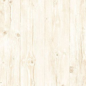 Wood Plank Lodge Log Cabin Wallpaper  Beige Light Tan Modern Look