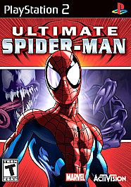 Ultimate Spider Man Sony PlayStation 2, 2005