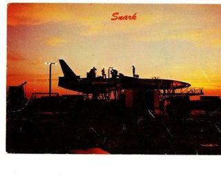 , Air Force Missile Test Center, Patrick Air Force Base, FL postcard