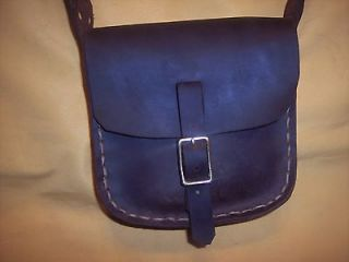 Newly listed BLACK POWDER ROGUE RIVER BULLHIDE POSSIBLES BAG