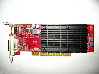 512MB PCI Low Profile Half Height Windows 7 Vista XP Linux Video