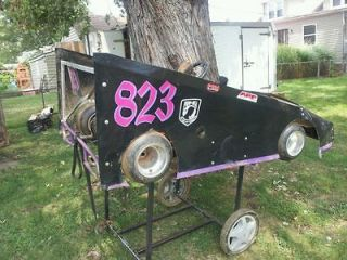 racing go kart rolling chassis time left $ 750 00