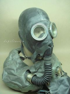 Russian generating canister filter IP 4 IP 4M rebreather gas mask