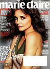 COLLECTORs AUGUST 2010 MARIE CLAIRE * KATIE HOLMES * FASHION STYLE