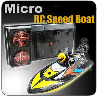 14cm radio remote control rc mini racing speed boat from