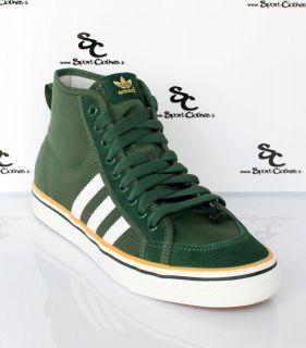 adidas Originals Nizza Hi high mens lifestyle shoes retro basketball