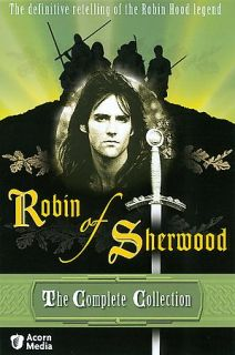 Robin of Sherwood   The Complete Collection DVD, 2008, 10 Disc Set